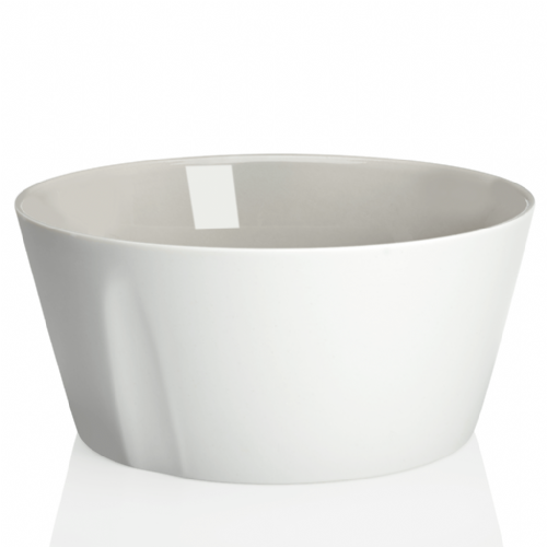 Degrenne Paris 'L'Econome by Starck' Grey Rutabaga Straight Bowl 18cm